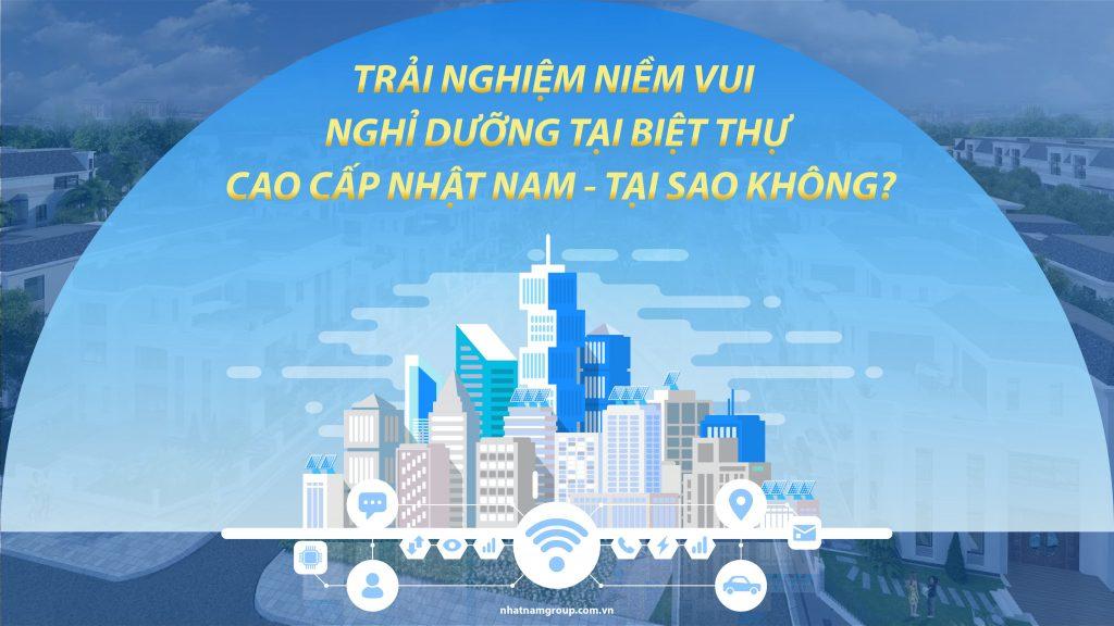 Cung Khu Biet Thu Cao Cap Nhat Nam Tan Huong Niem Vui Nghi Duong