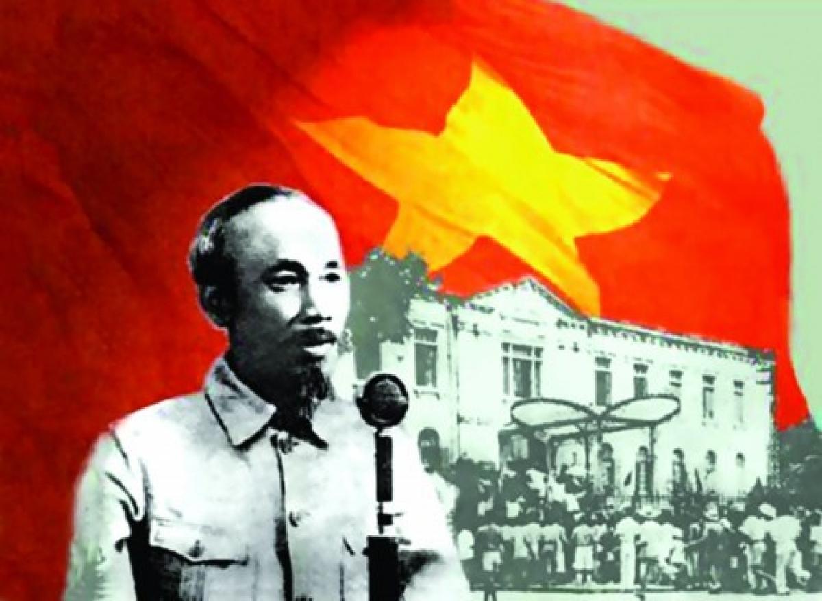 Ngày 2 tháng 9 Chủ Tịch Hồ Chí Minh đọc bản Tuyên Ngôn Độc lập