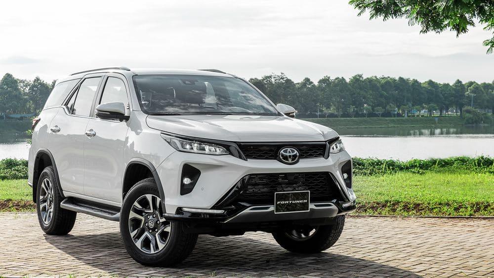Toyota Fortuner 2021