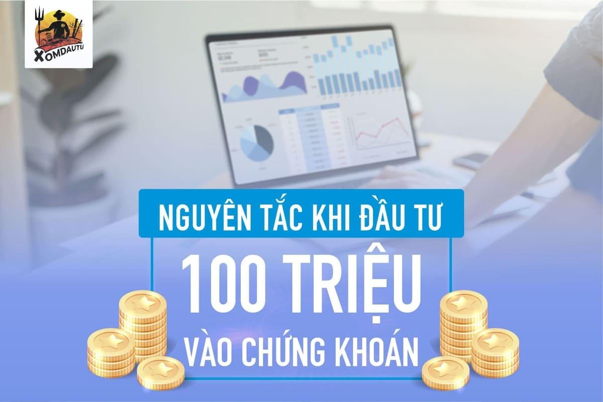 Nguyên tắc đầu tư vào chứng khoán
