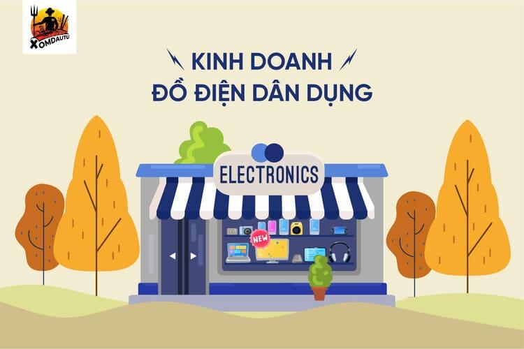 Kinh Doanh Do Dien Dan Dung