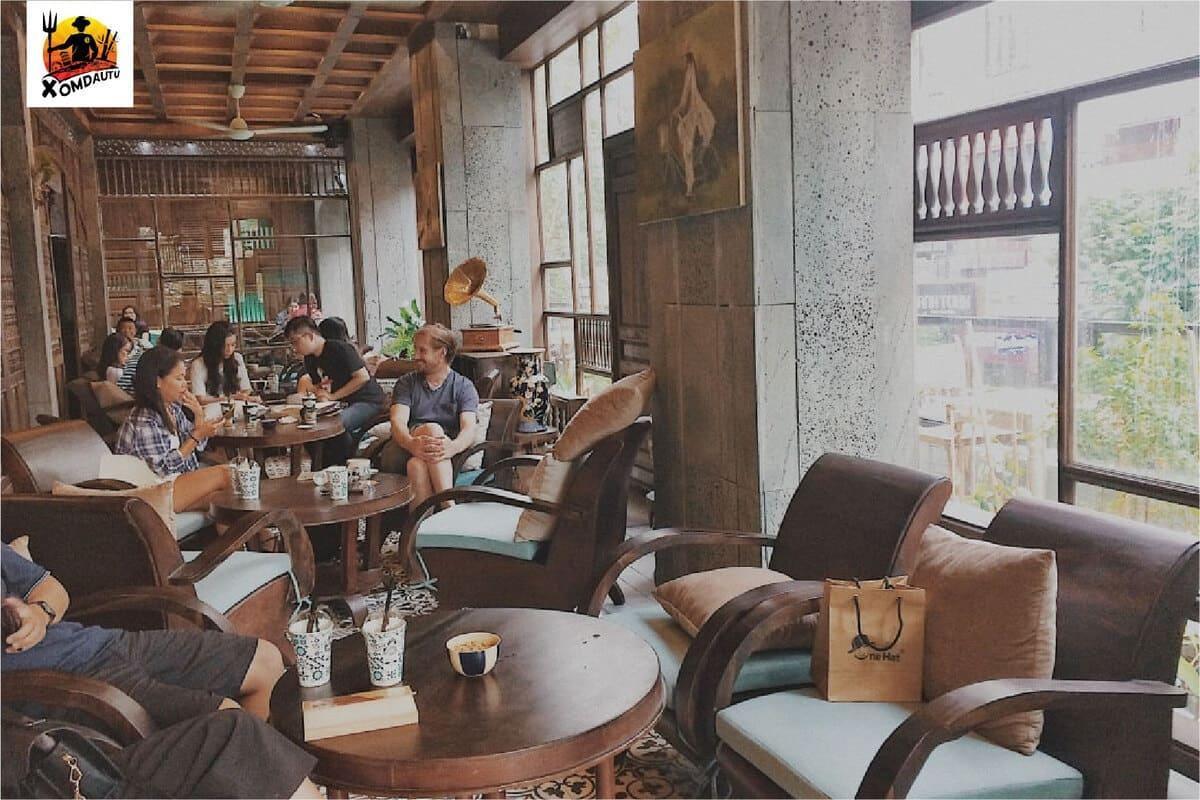 Mở quán cà phê với 200 triệu