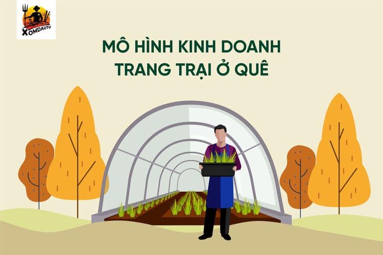 Mo Hinh Kinh Doanh Trang Trai