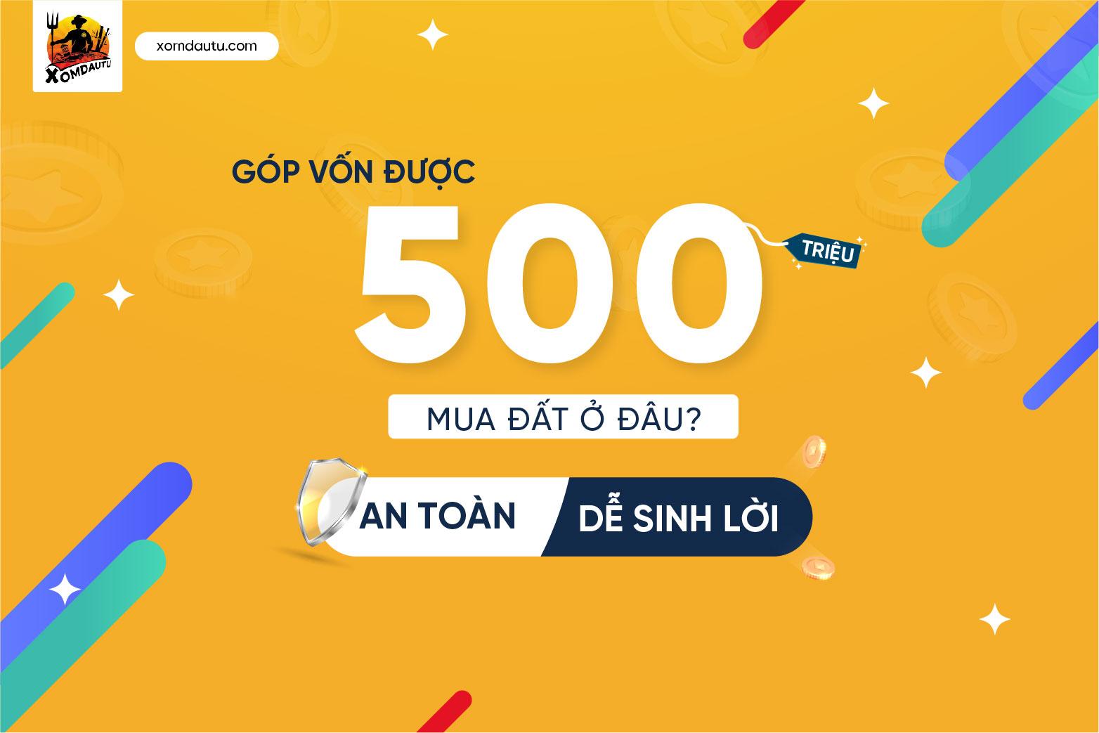 500 Trieu Mua Dat O Dau Sinh Loi 2