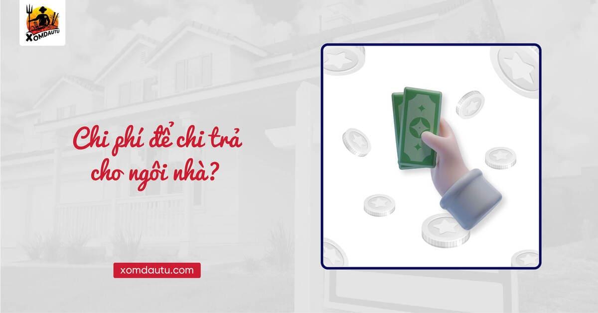 Chi phí chi trả khi mua nhà